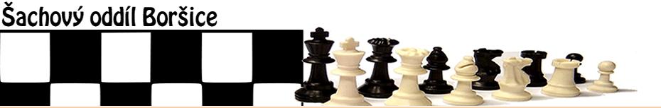 Šachový oddíl Boršice